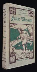 Jean Chouan - Couverture - Format classique