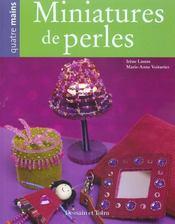 Miniatures de perles - Intérieur - Format classique