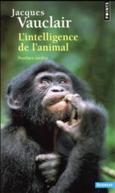 L'intelligence de l'animal - Couverture - Format classique