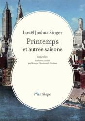 Printemps et autres saisons - Couverture - Format classique