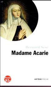 Petite vie de Madame Acarie - Couverture - Format classique