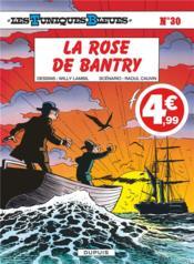 Les Tuniques Bleues T.30 ; la rose de Bantry - Couverture - Format classique