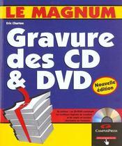 Le Magnum Gravure Cd Et Dvd - Intérieur - Format classique