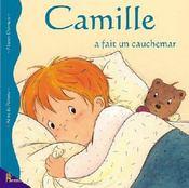 Camille a fait un cauchemar - Intérieur - Format classique