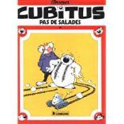 Cubitus t.14 ; pas de salades - Couverture - Format classique