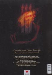 Nicolas eymerich, inquisiteur t.1 ; la deesse t.1 - 4ème de couverture - Format classique