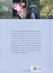 Kerdalo ; le jardin continu - 4ème de couverture - Format classique