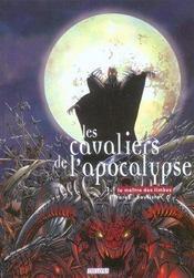 Les Cavaliers De L'Apocalypse T.1 ; Le Maitre Des Limbes - Intérieur - Format classique