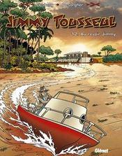 Jimmy Tousseul t.12 ; au revoir Jimmy - Intérieur - Format classique