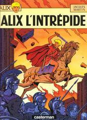 Alix T.1 ; Alix L'Intrepide - Intérieur - Format classique