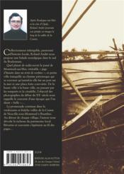 Montreuil-sur-Mer et la vallée de la Course - 4ème de couverture - Format classique