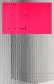 Will - Couverture - Format classique