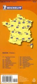 Languedoc-Roussillon (édition 2012) - 4ème de couverture - Format classique