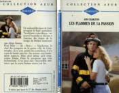 Les Flammes De La Passion - Hot November - Couverture - Format classique