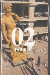 Manifesto series 02 double - Couverture - Format classique