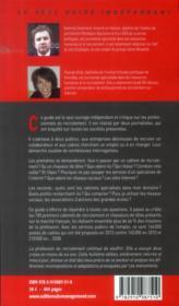 Le guide des professionnels du recrutement (8e édition) - 4ème de couverture - Format classique