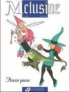Melusine t.1 ; hocus pocus - Couverture - Format classique