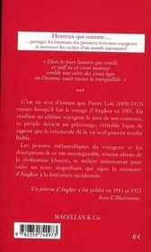 Angkor (3e édition) - 4ème de couverture - Format classique