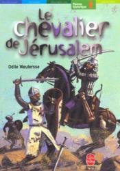 Le Chevalier De Jerusalem - Couverture - Format classique
