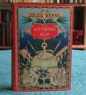 Les Frères Kip. (Globe doré) - Couverture - Format classique