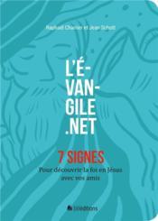 L'évangile.net ; 7 signes - Couverture - Format classique