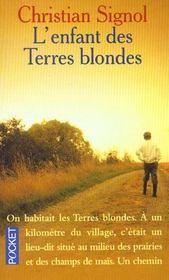 L'enfant des terres blondes - Intérieur - Format classique