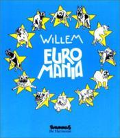Euromania - Couverture - Format classique