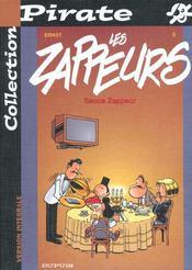 Les Zappeurs T.5 ; Sauce Zappeur - Intérieur - Format classique