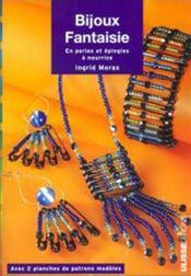 Bijoux fantaisies en perles et épingles à nourrice - Intérieur - Format classique