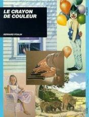 Crayon De Couleur - Couverture - Format classique
