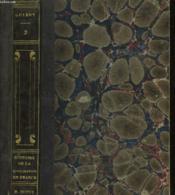 Histoire De La Civilisation En France Depuis Al Chute De L'Empire Romain- 4 Tomes - Couverture - Format classique