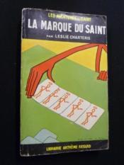La marque du Saint - Couverture - Format classique