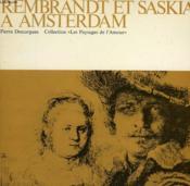 Rembrandt Et Saskia A Amsterdam - Couverture - Format classique