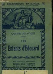 Les Enfants D'Edouard - Couverture - Format classique