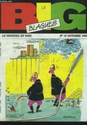 Big. Le Mensuel Du Rire. N°10, Octobre 1986. Special Vacances. - Couverture - Format classique