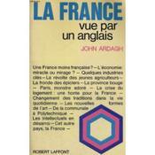 La France vue par un Anglais. - Couverture - Format classique