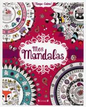 Mes mandalas - Couverture - Format classique