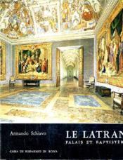 Le Latran Palais Et Baptistere. - Couverture - Format classique