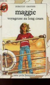 Maggie Voyageuse Au Long Cours - Couverture - Format classique