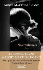 Nos résiliences - Couverture - Format classique