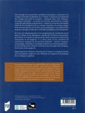 La critique musicale au XXe siècle - 4ème de couverture - Format classique