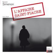 L'affaire Saint-Fiacre ; 5ème/4ème - Couverture - Format classique