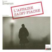 L'affaire Saint-Fiacre ; 5ème/4ème - Intérieur - Format classique