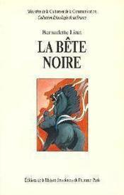 La Bete Noire - Couverture - Format classique
