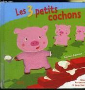 Les trois petits cochons - Couverture - Format classique