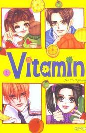 Vitamin T.3 - Intérieur - Format classique