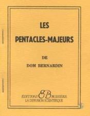 Les pentacles majeurs - Couverture - Format classique