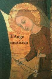L'ange musicien - Couverture - Format classique