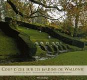 Coup d'oeil sur les jardins de Wallonie - Couverture - Format classique
