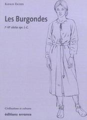 Les burgondes. - Intérieur - Format classique
